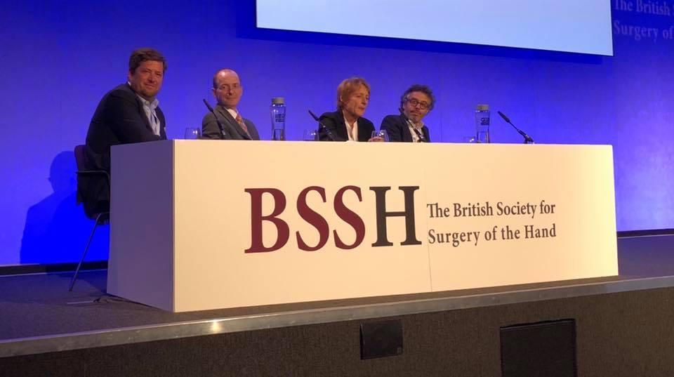 BSSH Q&A James Haeney