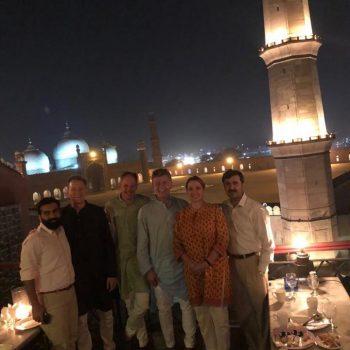 Muhammad Riaz in Lahore