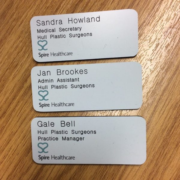 HPS Staff Badges