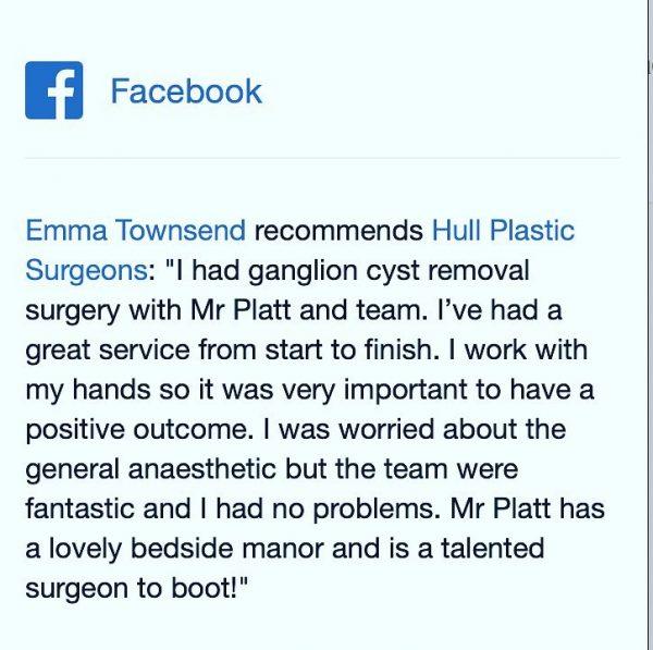 Mr. Platt Plastic Surgeon