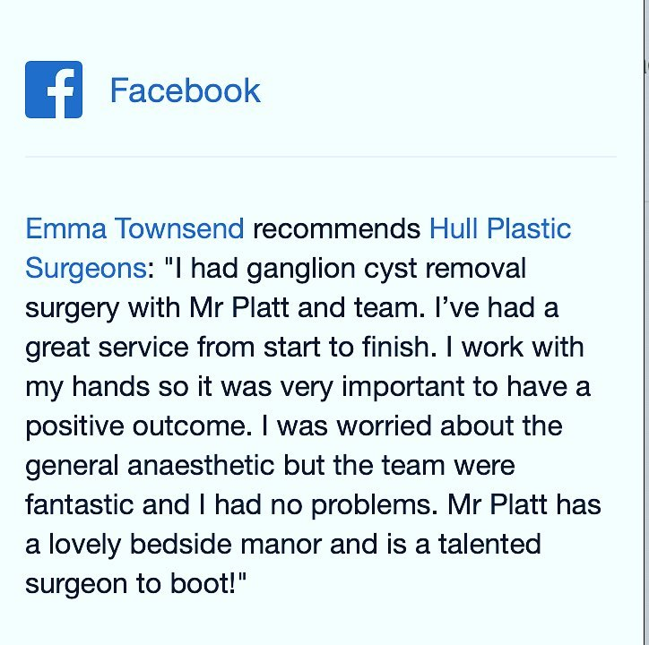 Mr. Platt Plastic Surgeon